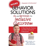 Picture of Behavior Solutions IN and BEYOND the Inclusive Classroom