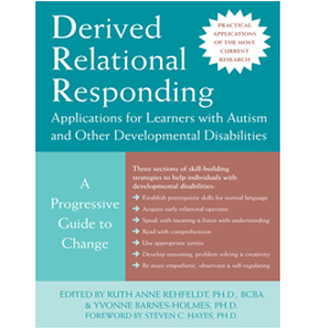 Picture of Derived Relational Responding Applications for Learners with Autism and Other Developmental Disabilities