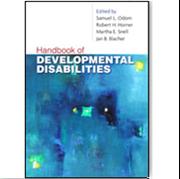 Picture of Handbook of Developmental Disabilities