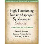 Picture of High-Functioning Autism/Asperger Syndrome in Schools