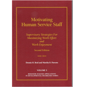 Picture of Motivating Human Service Staff, 2nd Edition