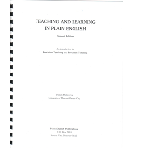 Picture of Teaching and Learning in Plain English