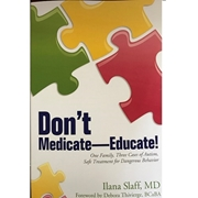 Picture of Don't Medicate -- Educate