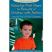 Picture of Essential First Steps for Parents of Children with Autism