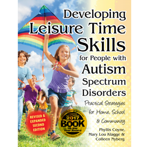 Picture of Developing Leisure Time Skills for People with Autism Spectrum Disorders