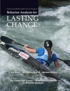 Picture of Behavior Analysis for Lasting Change, Fourth Edition