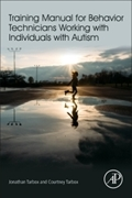 Picture of Training Manual for Behavior Technicians Working with Individuals with Autism (RBT Text)